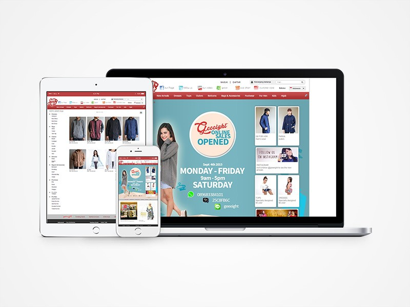 Fashion Startup to expand Marketplace with E-commerce Website